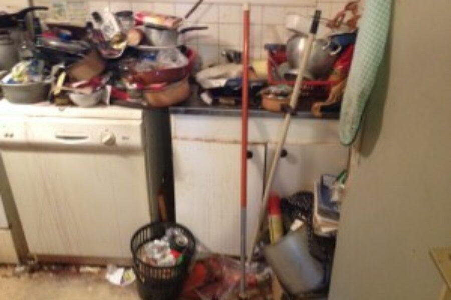 Nettoyage appartement personne atteinte du syndrome de Diogène Rennes