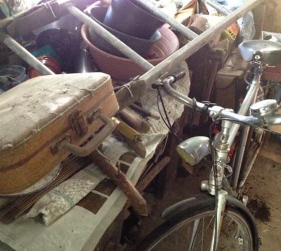débarras vieux vélo rennes